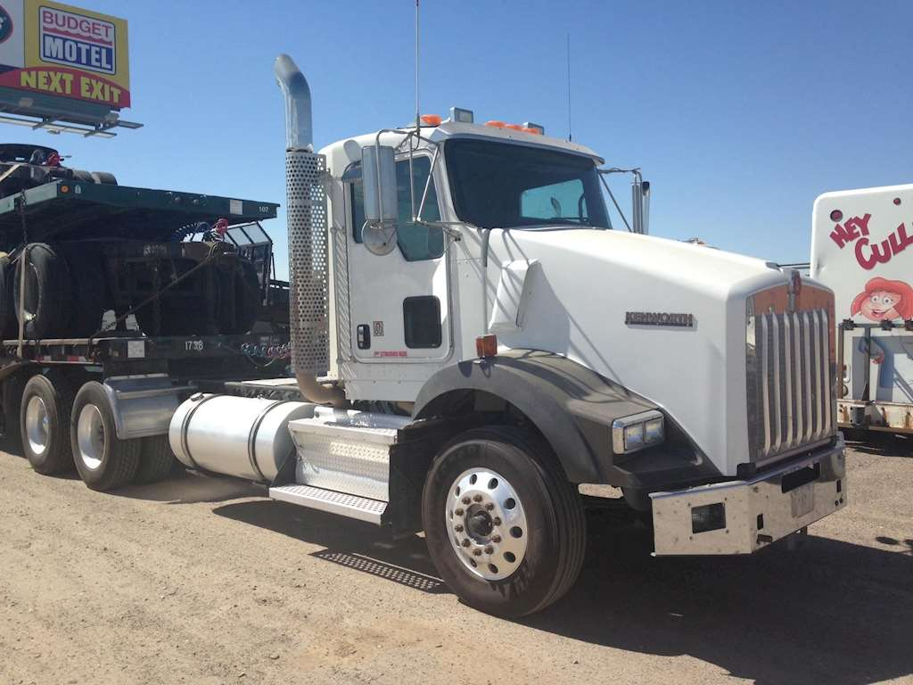 2011 Kenworth T800 Day Cab Truck For Sale, 789,711 Miles ...