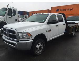 Dodge RAM 3500HD Flatbed Truck