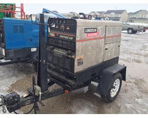 Lincoln ADVANTAGE 500 Generator Set