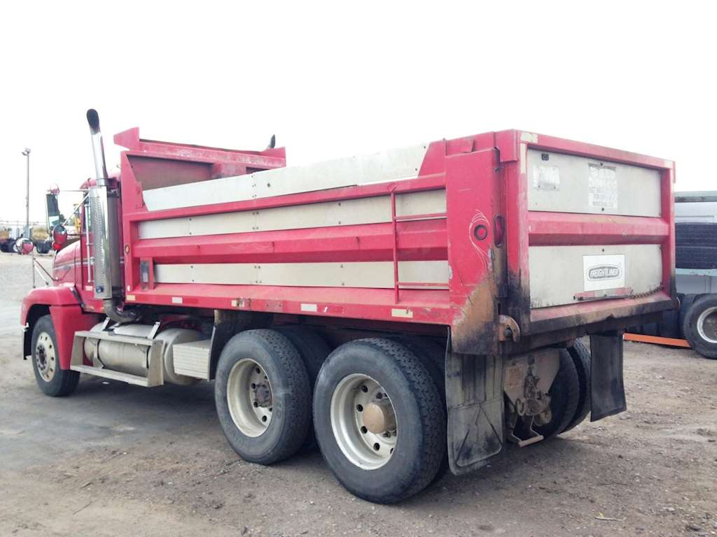 1989 freightliner flc120 heavy duty dump truck for sale heyburn id 8993038. Black Bedroom Furniture Sets. Home Design Ideas