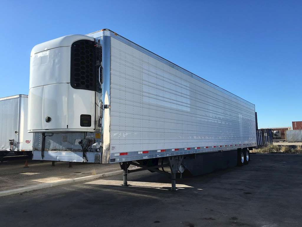 2012 Utility 3000r Refrigerated Trailer For Sale Salt