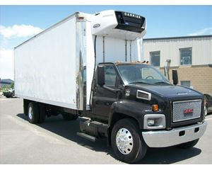 GMC TOPKICK C7500 Refrigerated Truck