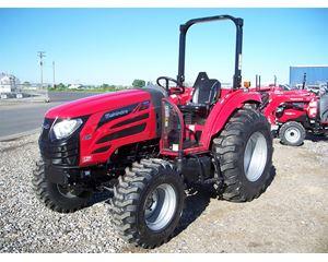 Mahindra 2555 HST Tractors - 40 HP to 99 HP