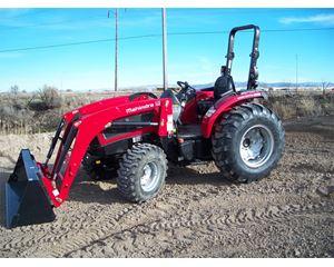 Mahindra 3540 PST Tractors - 40 HP to 99 HP