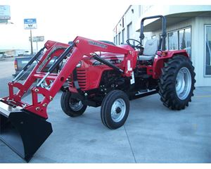 Mahindra 4525 Tractors - 40 HP to 99 HP