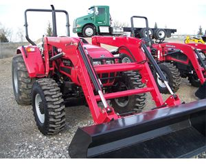 Mahindra mPOWER 75 Tractors - 40 HP to 99 HP