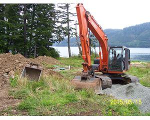 Hitachi ZX120 Excavator