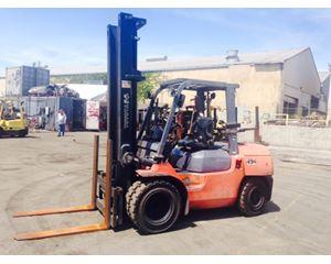 Toyota 7FDKU40 Mast Forklift