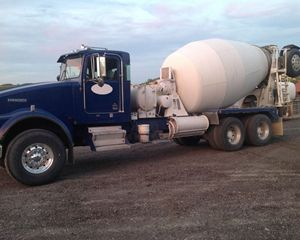 Kenworth W900 Concrete Mixer