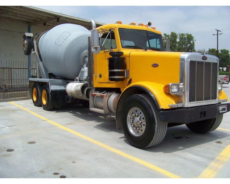 Used Tires San Jose >> 2005 Peterbilt 357 Mixer / Ready Mix / Concrete Truck For ...