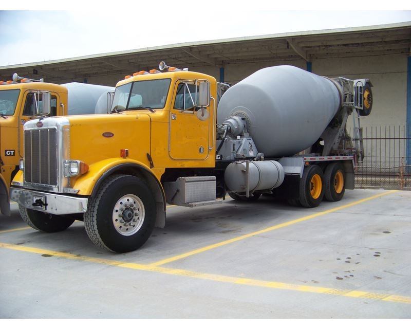 Used Tires San Jose >> 2005 Peterbilt 357 Mixer / Ready Mix / Concrete Truck For ...