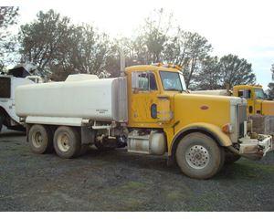 Peterbilt 357 Water Truck