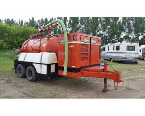 Ditch Witch FX60 Excavator