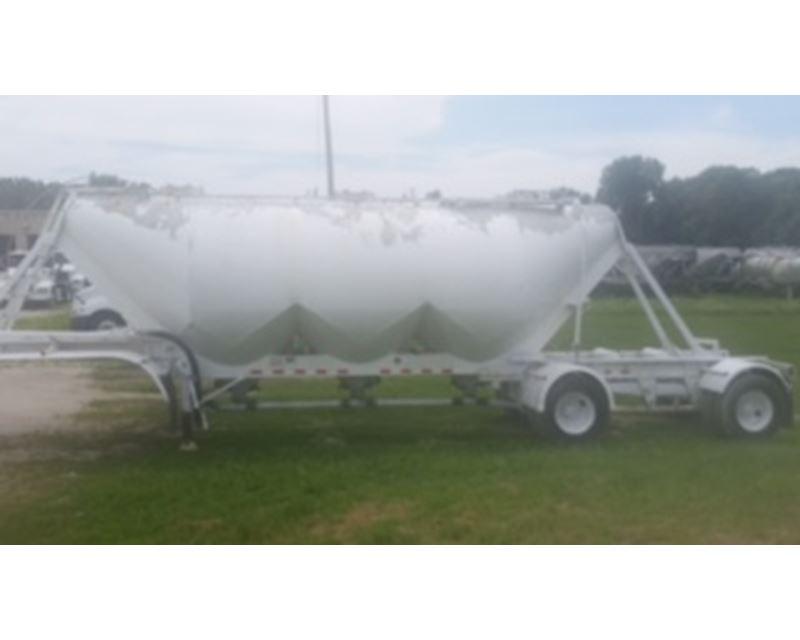 Spread Axle Trailer Weights : Fruehauf spread axle pnematic aluminium pneumatic