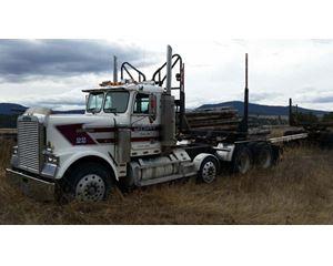 Freightliner ? Logging Truck