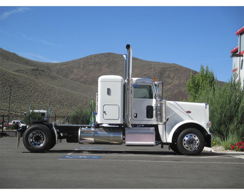 Single Axle Sleeper Truck For Sale In Texas