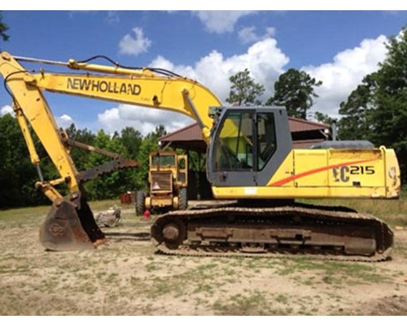 New Holland EC215 Excavator
