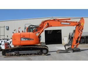 Doosan DX235LCR Crawler Excavator