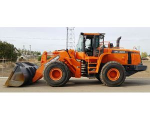 Doosan DL420B Wheel Loader