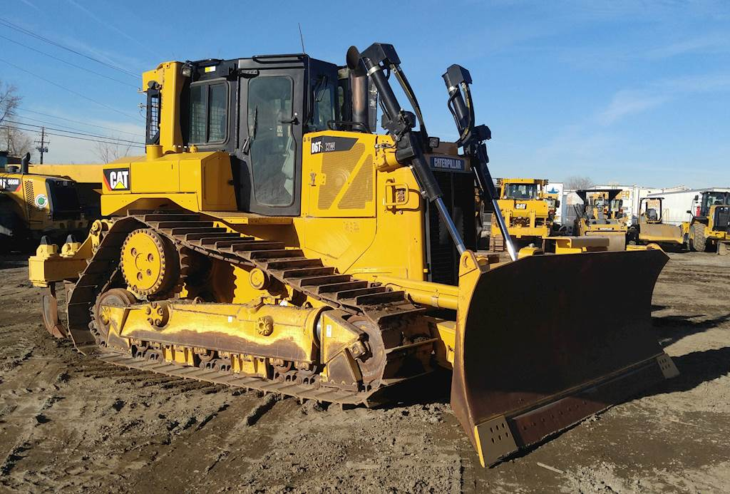 2014 Caterpillar D6T XW VP Dozer For Sale, 5,410 Hours | Reno, NV | 9280088  | MyLittleSalesman com