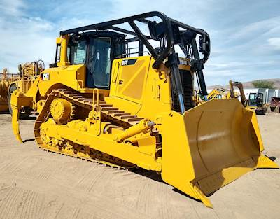 2014 Caterpillar D8T Dozer