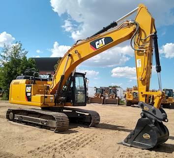 2017 Caterpillar 320FL Excavator