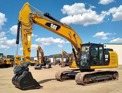 Caterpillar Excavators For Sale | MyLittleSalesman com