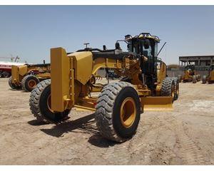 2012 Caterpillar 14M Motor Grader