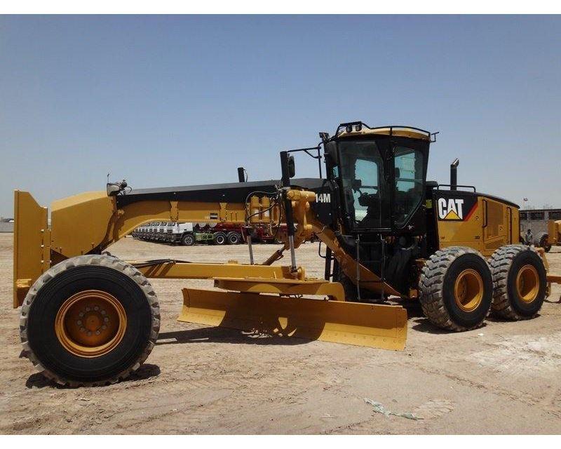 2012 Caterpillar 14m Motor Grader For Sale Westlake Tx
