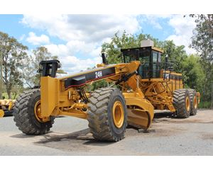 Heavy equipment for sale page 28 for Cat 24h motor grader