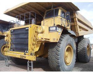 Caterpillar 1998 CAT 789B RIGID FRAME ROCK TRUCK Off-Highway Truck