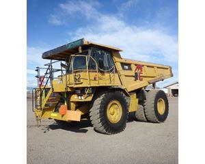 1998 Caterpillar 773D 60 TON ROCK TRUCK Off-Highway Truck