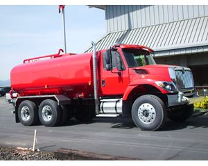 2011 Intenational 7500 Water Truck