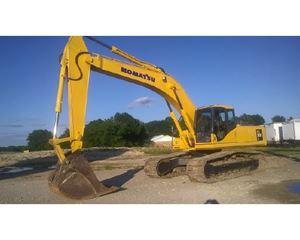 Komatsu PC 300 LC PC300 Crawler Excavator