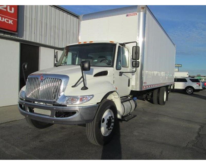 2017 4300 international box truck on international truck vin location