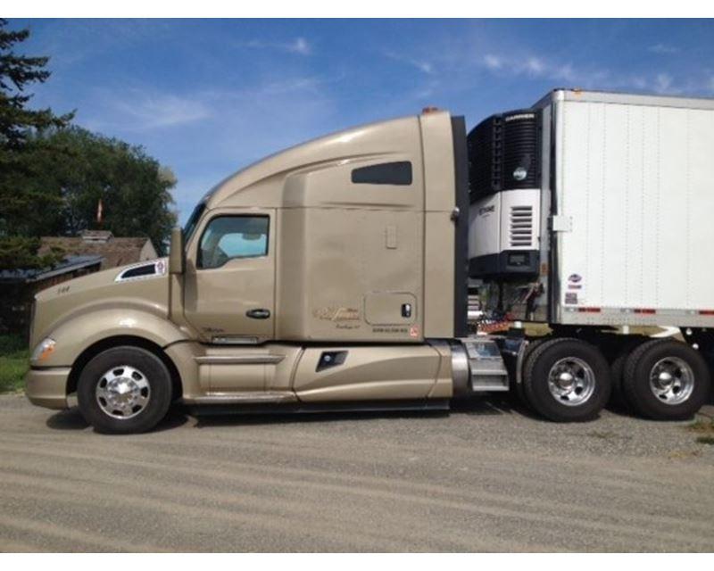 2014 Kenworth 680 Heavy Duty Dump Truck For Sale - Kelowna ...Kenworth Dump Trucks For Sale In Bc
