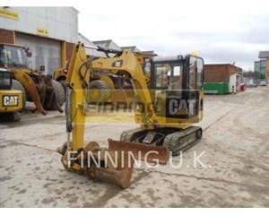 Caterpillar 302.5CZ2.2 Crawler Excavator
