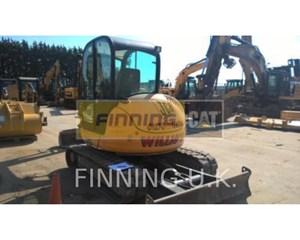 JCB 8045-Z Crawler Excavator