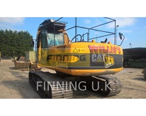 JCB JS220 Crawler Excavator