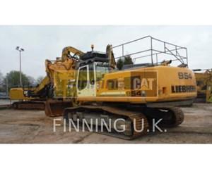 Liebherr R954 Crawler Excavator