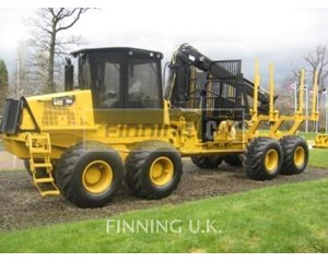 Caterpillar 584 Forwarder