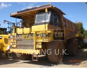 Caterpillar 775E Off-Highway Truck