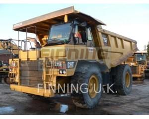 Caterpillar 775E A/R Off-Highway Truck
