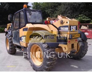 Caterpillar TH330B DLX Telescopic Forklift