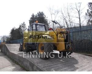 Caterpillar TH407 AGP+ Telescopic Forklift