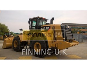 Caterpillar 966K HL Wheel Loader