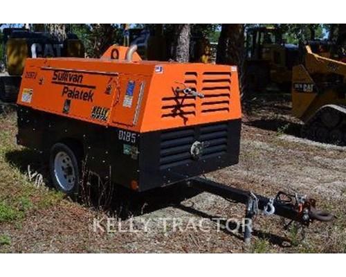 2014 sullivan d185p dz air compressor for sale 172 hours miami fl