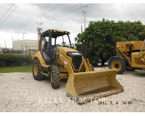 Caterpillar 416FST Backhoe