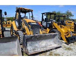 Caterpillar 420FIT Backhoe