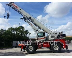 Link-Belt RTC-8080 II Crane